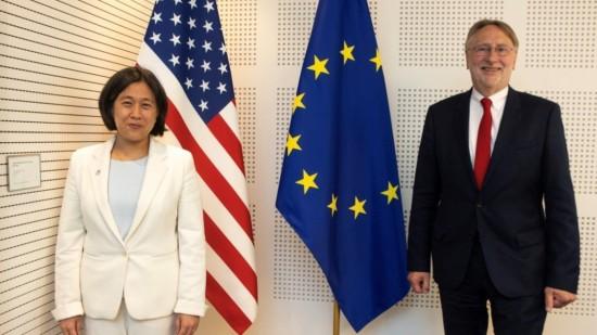 Tai Lange EU-US Summit